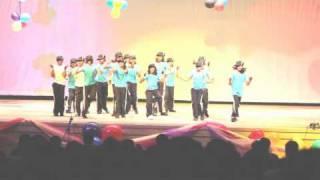New Town Elementary School Dance Troop (Spring, 2011)