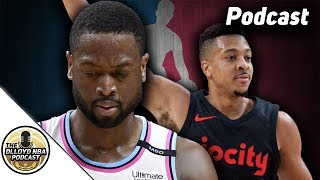 e78a235e898 C.J. McCollum Calls Kevin Durant Soft!!! Dwyane Wade Needs To Make Decision  On