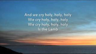 Chris Tomlin- We Fall Down - Instrumental with lyrics