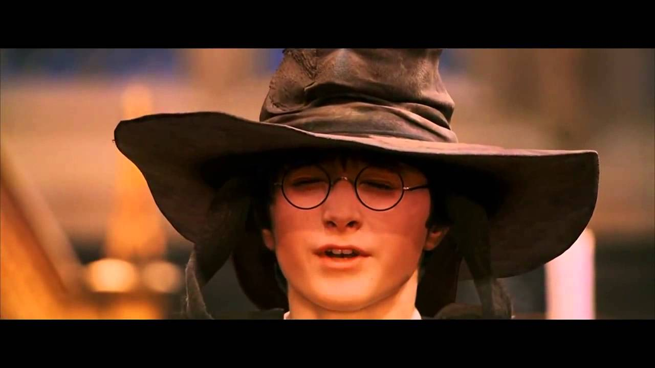 SparkLife » What to Do When the Sorting Hat Assigns You to ... |Sorting Hat Scene