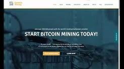 2017 Best Bitcoin Earning Cloud Mining Website Genesis Mining Review