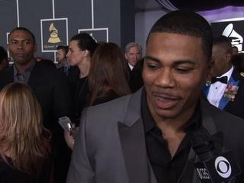 55th Grammy Awards - Nelly Interview