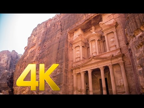 PETRA - A WORLD WONDER 4K!