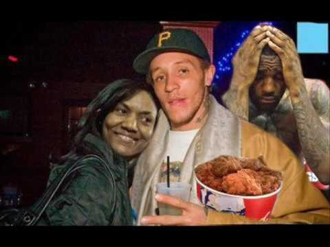 delonte west dating lebron mom