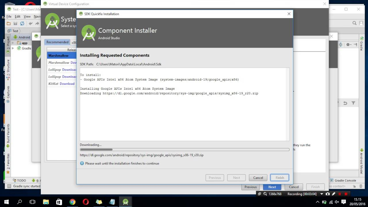 How To Install Emulator in Android Studio