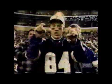 1998 NFL on FOX Halftime Report (Week 12)