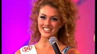 Miss World 2005 Part 7 Southern Europe