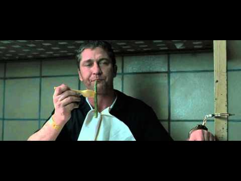 Law Abiding Citizen 2009 - eating in prison