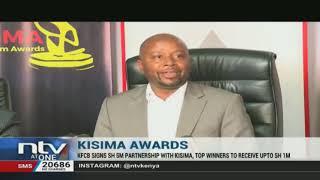 KFCB signs Sh5M partnership with Kisima Awards