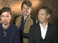 watch he video of Hanson's most asked question - 'how come you're not screwed up?'