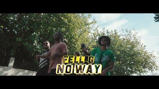 FELL'G - NO WAY (Official Music Video)