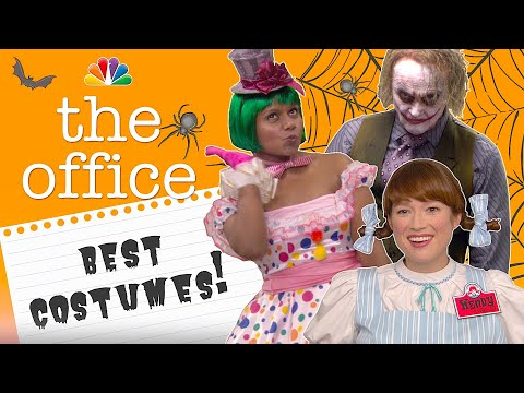 The 25 Best Halloween Costumes - The Office (Mashup)