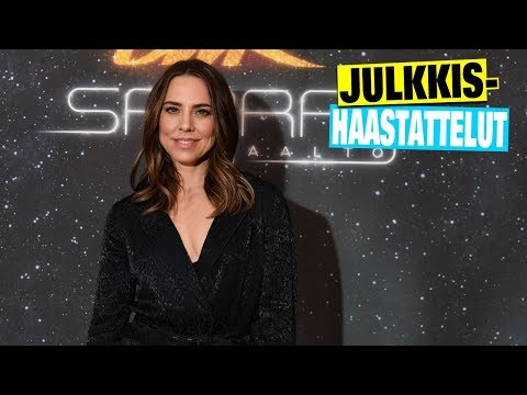 Melanie C/ Press conference before UMK 2018 in Espoo, Finland!