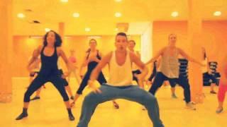 Shaggy ft Don Omar, Farruko, Faydee, Mohombi & Costi   TE QUIERO MAS zumba® by emanuel