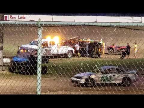 Tommy killen 6-8-2018 stuart speedway
