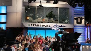 The Starbucks Skybox