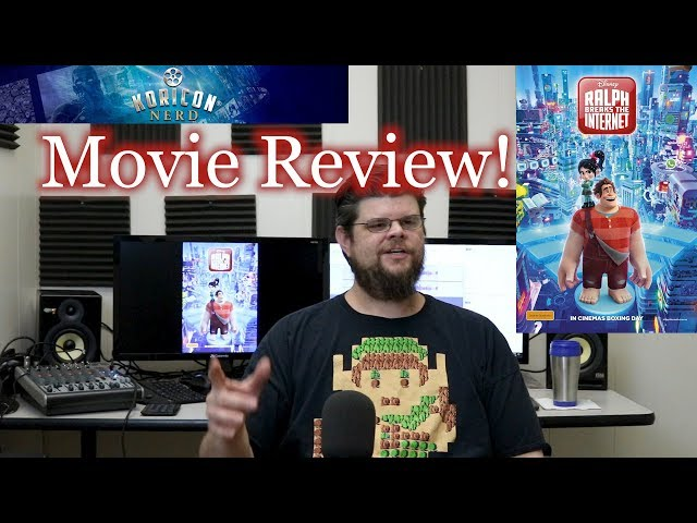 🔵🎥 Ralph Breaks the Internet - Movie Review!