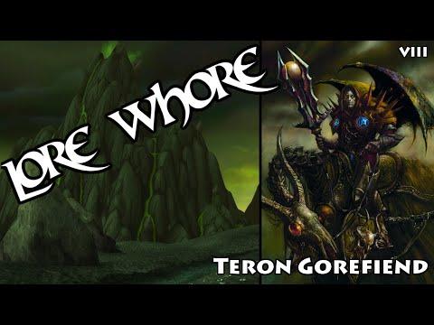 Teron Gorefiend - Warcraft Lore