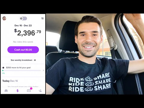 How To Use Lyft Driver App - 2020 Training & Tutorial