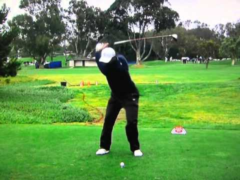 Tiger Woods - Perfect Golf Swing (Real Speed)