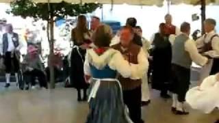 Scandinavian Folk Dance - Fryksdahl Polska