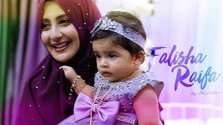 Indian Muslim : Falisha Raifa Naming & Aqiqah Ceremony (Rizwan+Fatimah Daughter)