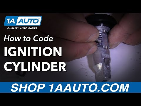 How To Code A New Vehicle Ignition Lock Cylinder (Step By Step Guide!)