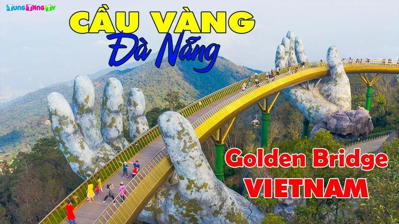 Chen chúc tại Cầu Vàng trên đỉnh Bà Nà Hills Ấn Tượng Thế Giới   DU LỊCH ĐÀ NẴNG