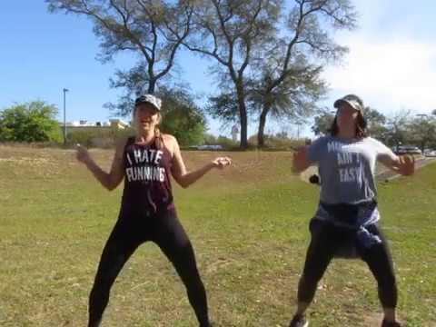 Salt Shaker -Ying Yang Twins for Dance Fitness class