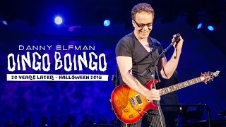 Danny Elfman - Oingo Boingo 2015 !!! - Dead Man's Party (LIVE HD QUALITY)