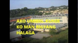 Repeat youtube video SINO AKO? BY JAMIE RIVERA WITH LYRICS..VIEW IN ITALY..