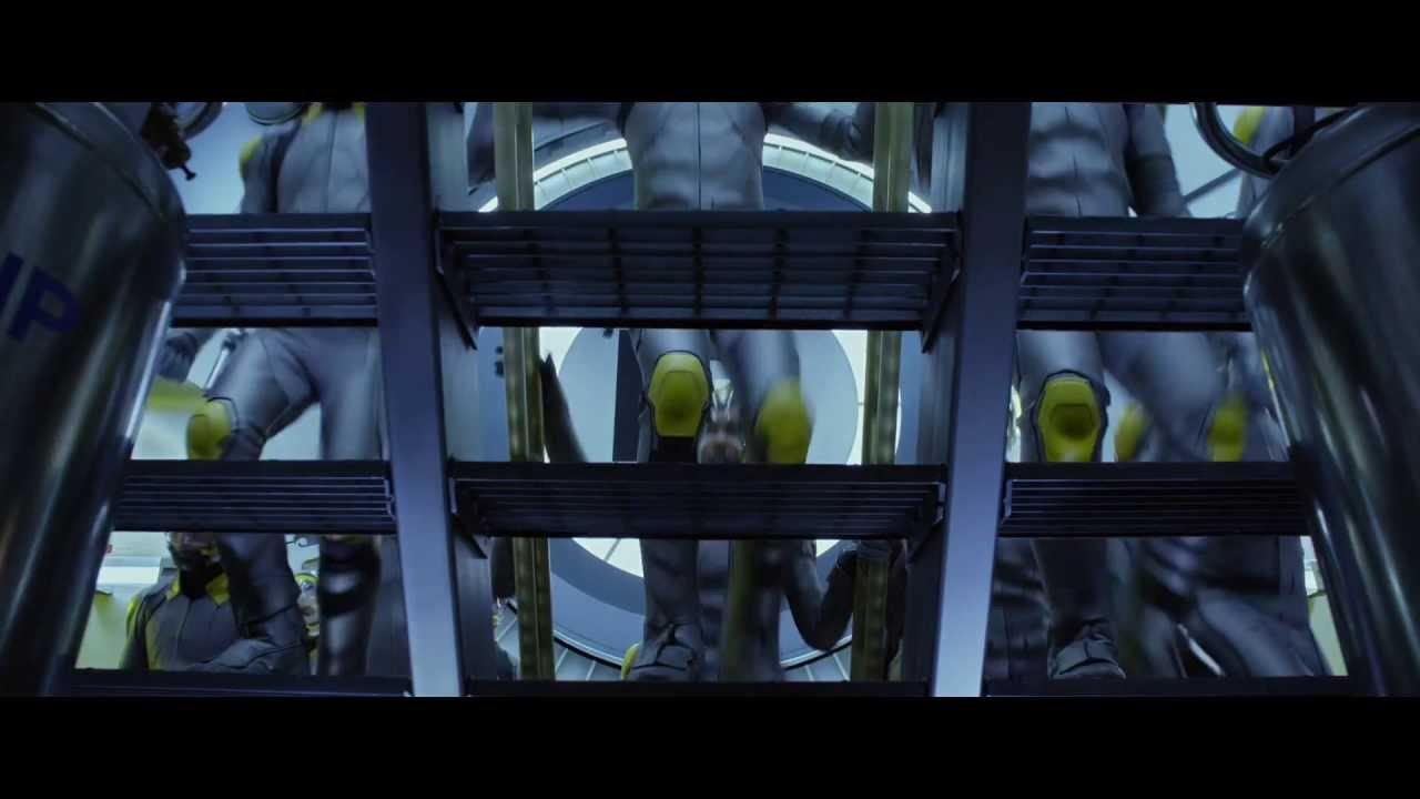 Enderova hra (Ender's Game) - český trailer
