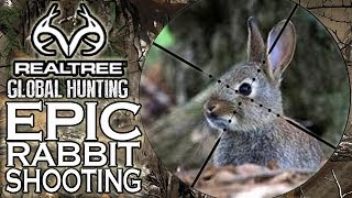 Epic Rabbit Shooting With Steve & Shannon Wild