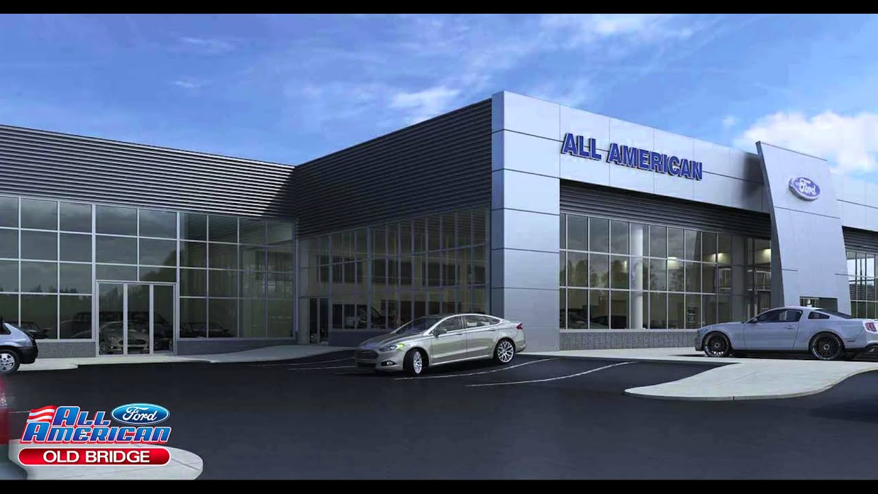 the future is coming spring 2014 all american ford in old bridge youtube. Black Bedroom Furniture Sets. Home Design Ideas