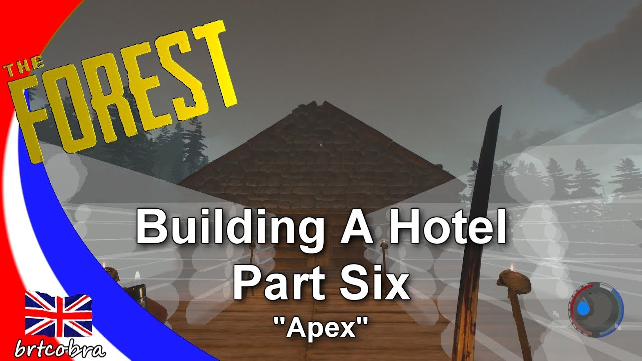 The Forest - (Building A Hotel Part Six) Ceiling Skull Lamps Fixed ...