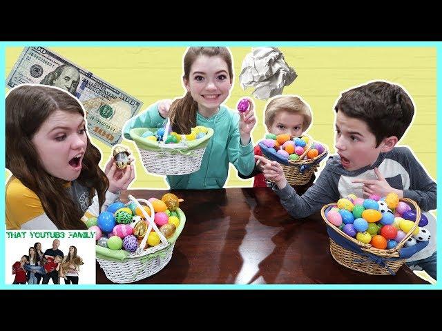 Easter Egg Hunt Treat Or Dare!