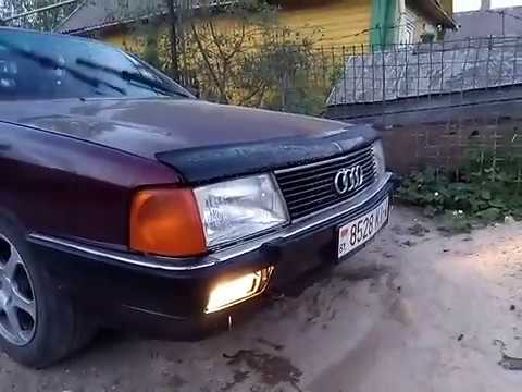 Roliss91 Audi C3 1.8 20v Turbo AEB - YouTube