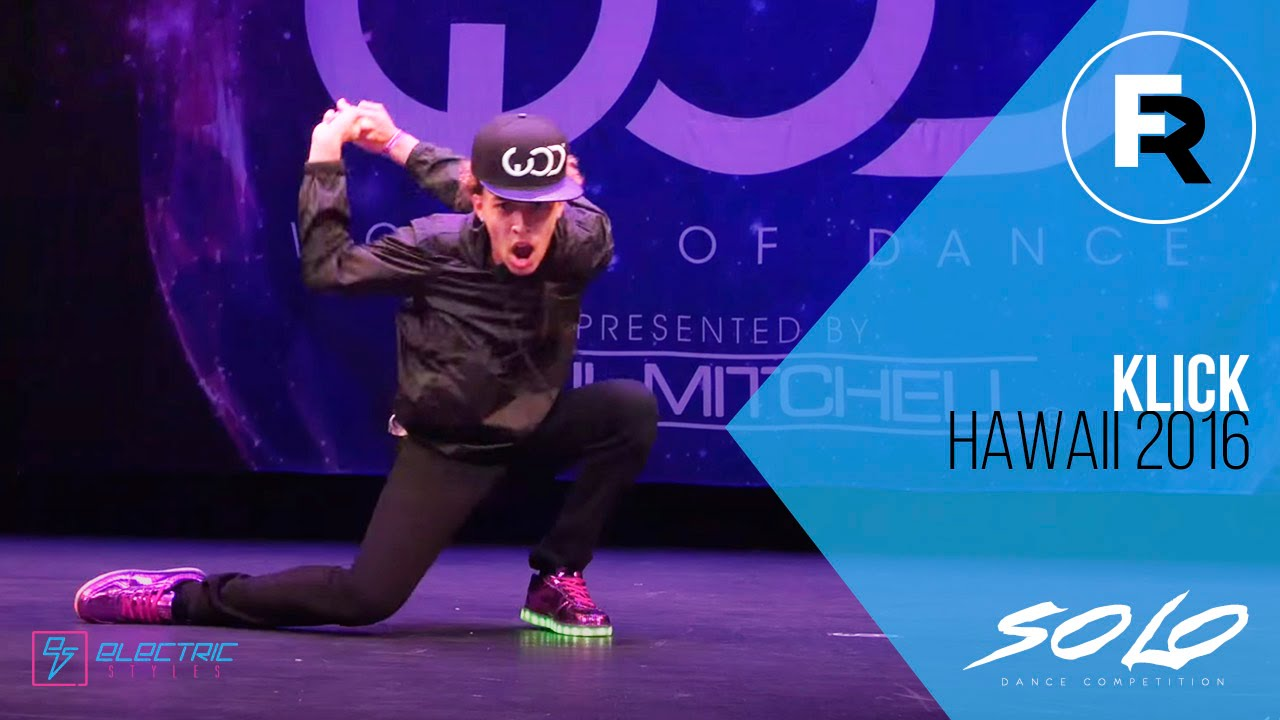 Klick solo dance competition winner world of dance hawaii 2016 klick solo dance competition winner world of dance hawaii 2016 wodhi16 youtube malvernweather Choice Image