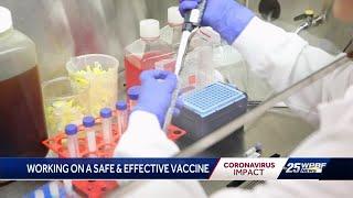 Scripps scientist hold presentation on coronavirus vaccine efforts