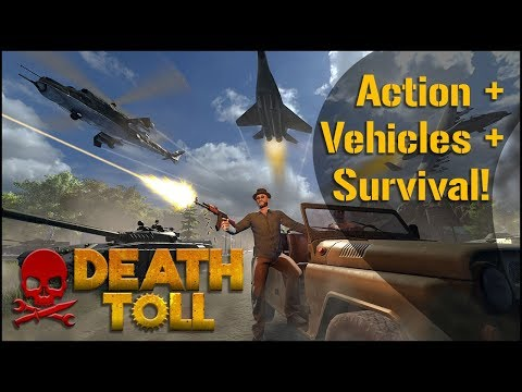 Death Toll - Trailer - Survival Action Game on Steam