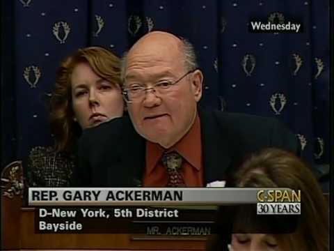 Re. Ackerman Flogging the SEC (Madoff)
