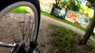Moabit (Berlin) by Bike @ GoPro Hero2 - 720p / Imagine Dragons - Radioactive