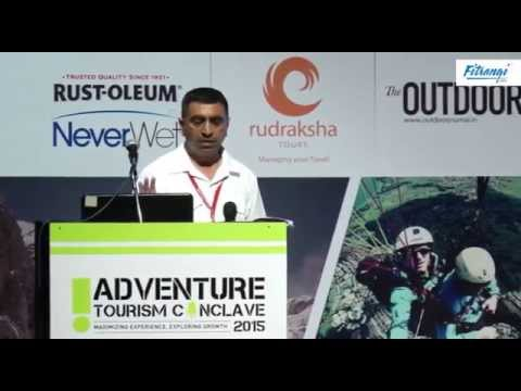 Importance of Training in Adventure Tourism - ATConclave 2015