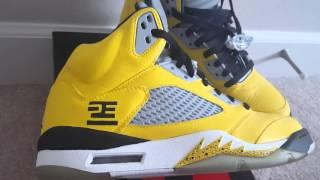 Custom: Jordan 5 T23