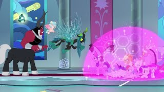 My Little Pony: FIM Season 9 Episode 25 (The Ending Of The End)