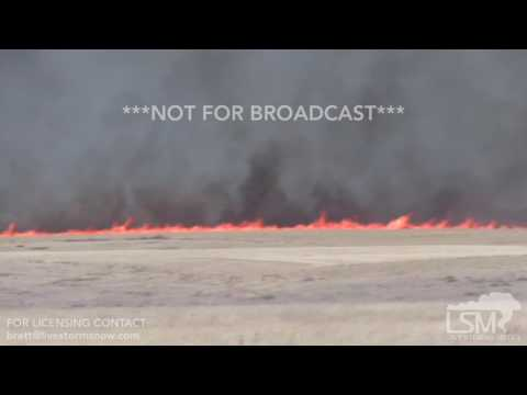 3-6-17, Dumas Complex Fire, Amarillo Tx