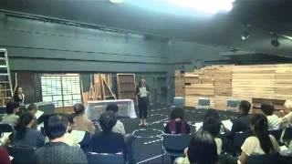 劇団俳優座『いのちの渚』プレイベント1(挨拶).mp4 神山寛 検索動画 22