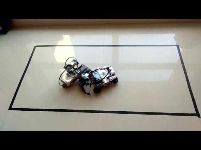 Lego sumo