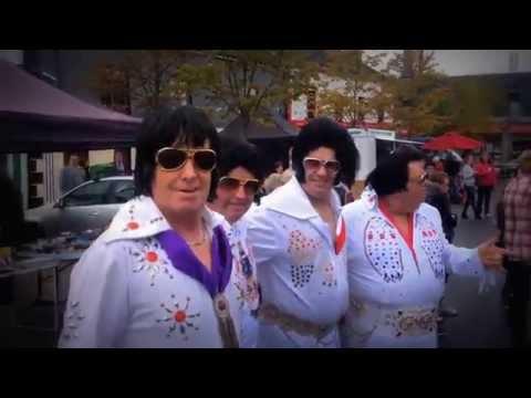 Elvis Roots Festival Hacketstown Co Carlow