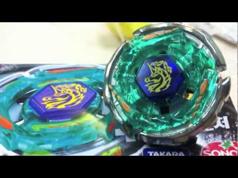 Ray Unicorno D125CS UNBOXING! - Metal Masters Beyblade Overview